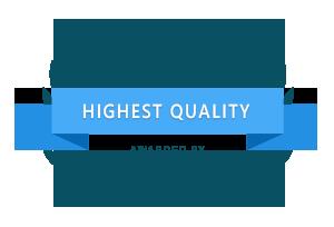 BerniePortal wins Highest Quality Software Award