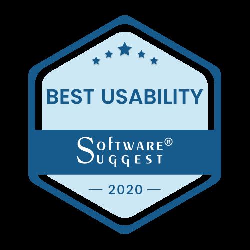Best Usability DARK 2020