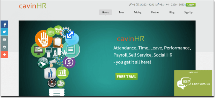 Hr Management System Free