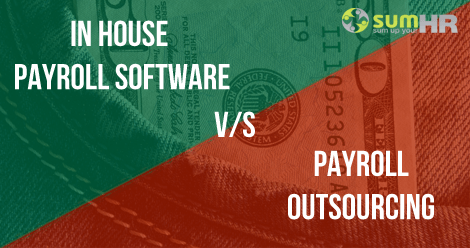 Payroll Software vs outsourcing