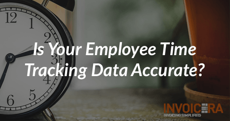 Is you time tracking data accurate