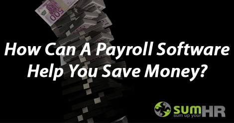 payroll software help you save cost - SS