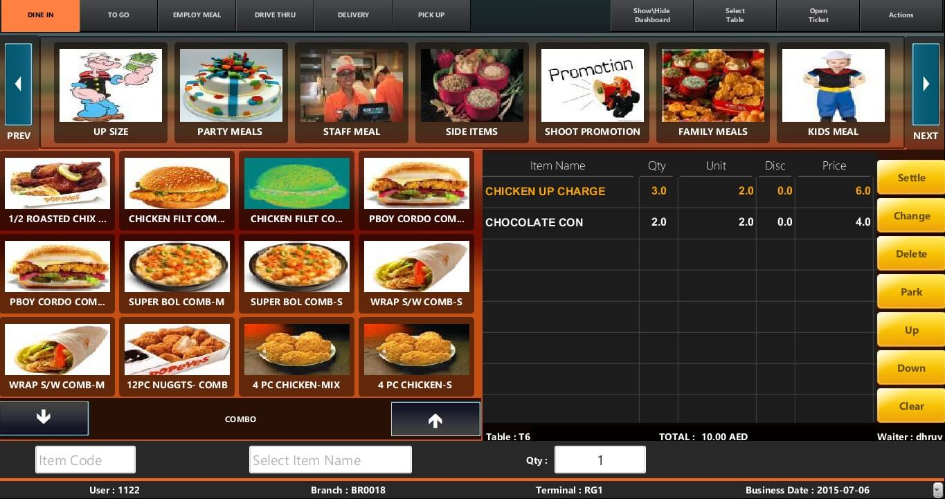 ChefDesk Review Image 2 ChefDesk Review Image 2 on SoftwareSuggest