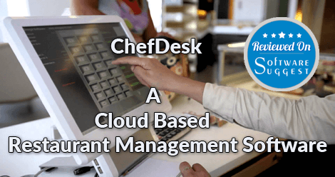 ChefDesk Review on SoftwareSuggest
