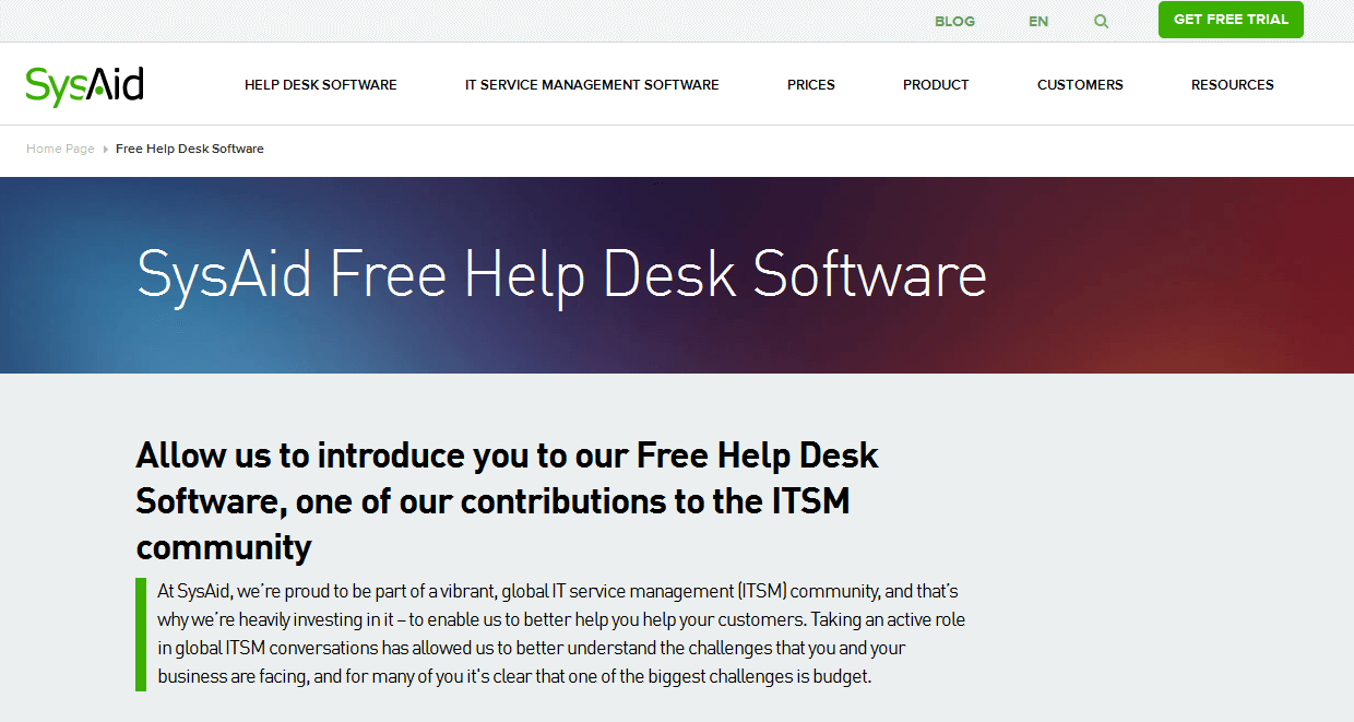 Top Free And Open Source Help Desk Software Solutions