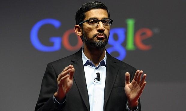 How Will Google Alphabet Affect You - Sundar Pichai