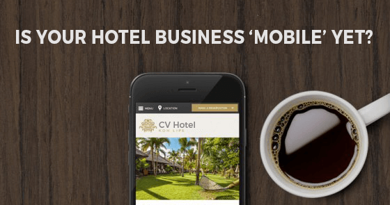 Is Your Hotel Business Mobile Yet