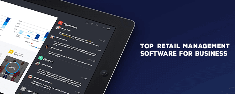 Top Retail Management Software for Business
