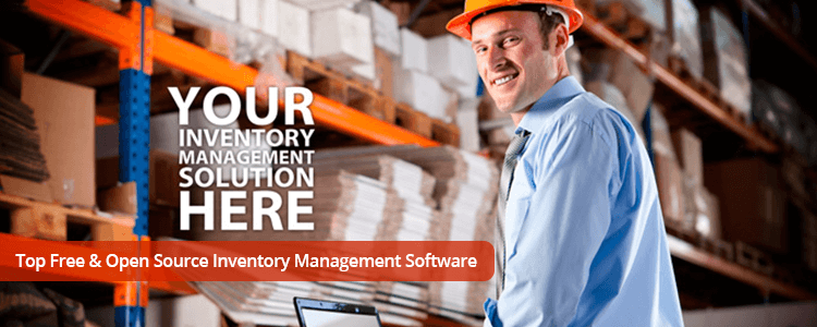 top free & open source inventory management software
