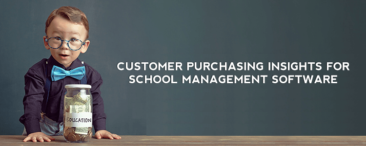 Customer Purchasing Insights for School Software - Infographic featured