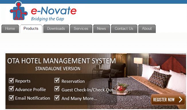 OTA Hotel Management