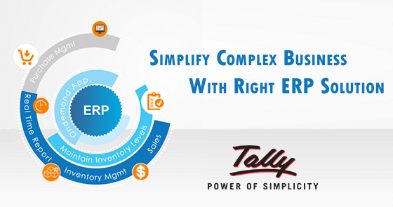 Simplify complex business with right ERP solution