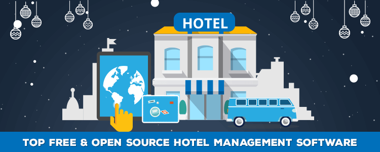 top free and open source hotel management software featured