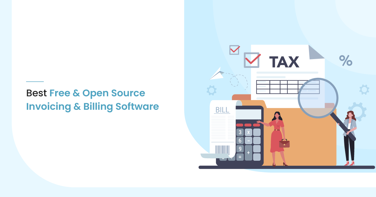 10 Free And Open Source Invoicing Software And Billing Software