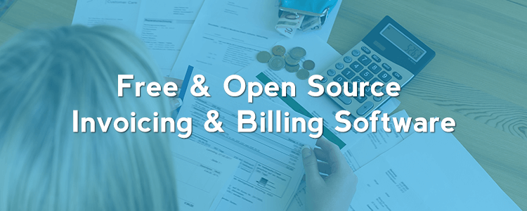 Free & Open Source Invoicing and Billing Software featured SS