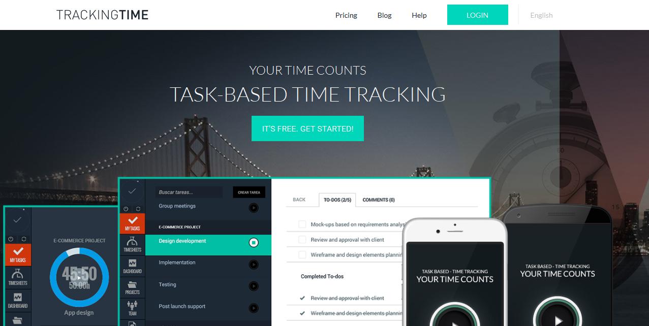TrackingTime