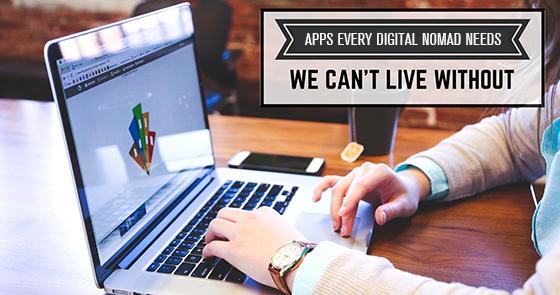 app every digital nomad need