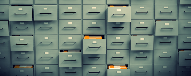 The Headache of Hoarding Age-old Piles of Files is gone - featured