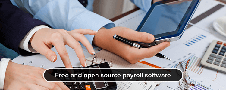 Free and Open Source Payroll Software