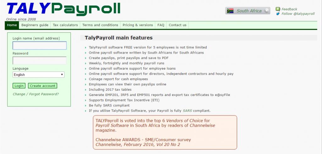 TalyPayroll