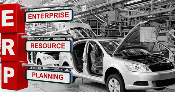 5 points to consider before investing in ERP for Automobile Industry