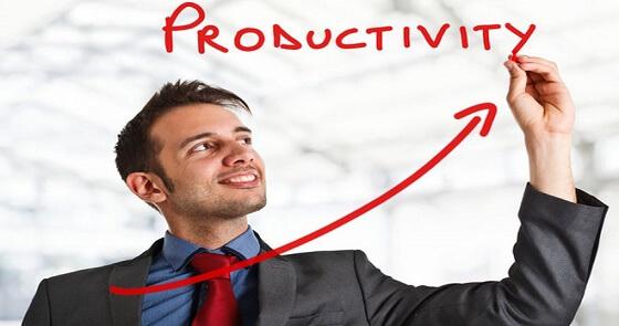 Improved Productivity