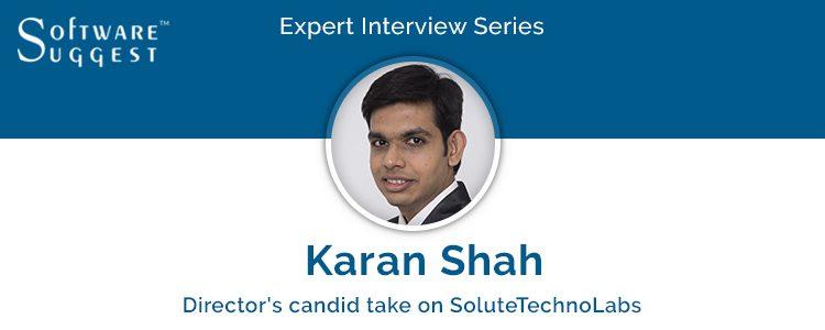 Karan shah expert interview
