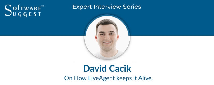 Expert Interview Series- David Cacik, live agent