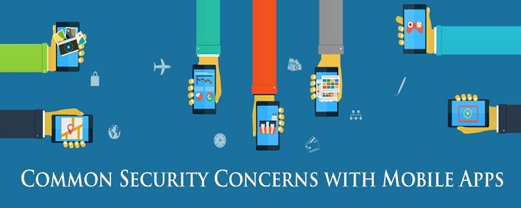 Security concerns related to mobile apps