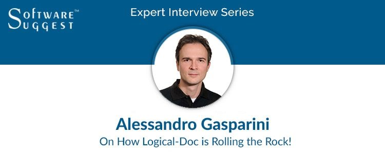 founders interview- coo alessandro gasparini, logical-doc