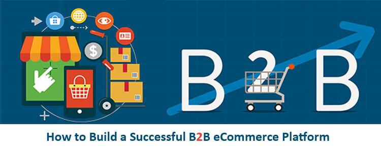 Build successful B2b ecommerce platform