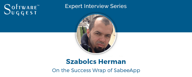 Expert Interview with Szabolcs Herman - CEO of SabeeApp