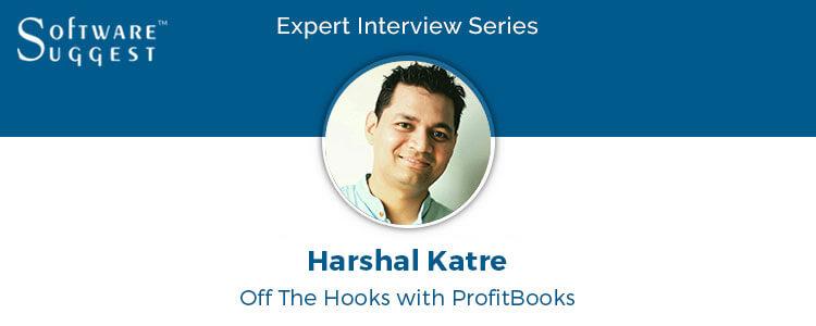 ProfitBooks-Harshal-interview