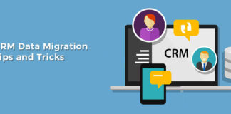 CRM software Data Migration tips