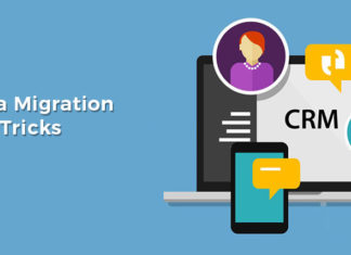 CRM software Data Migration tips