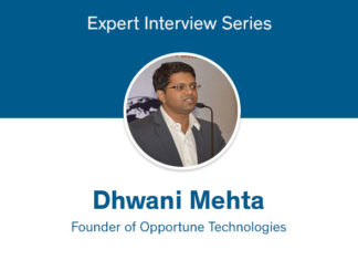 dhwani mehta opportune interview