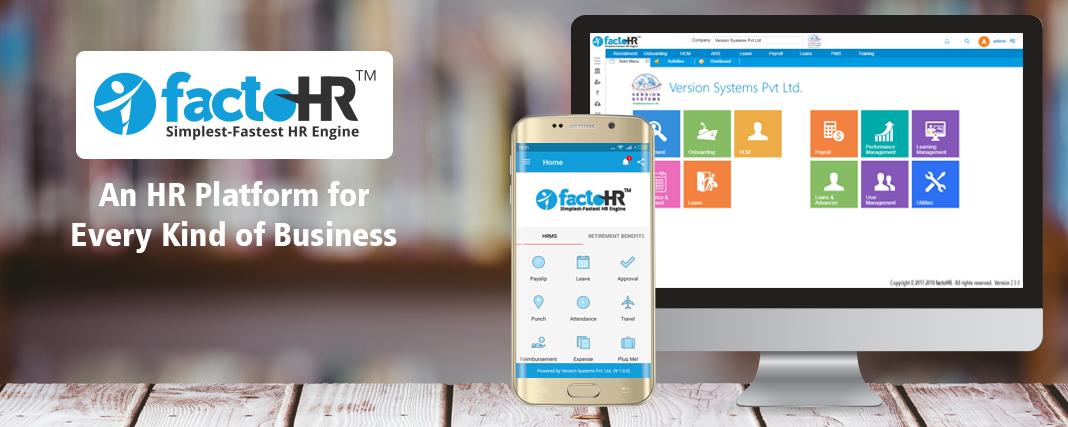 FactoHR - An HR Platform for Every Kind of Business