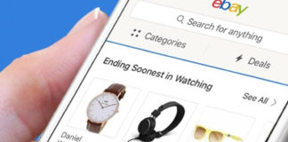 eBay visual search tools