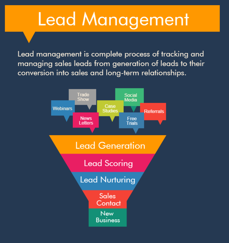 lead management system