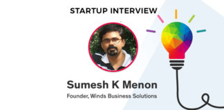 winds business startup interview