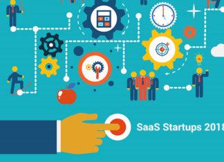 saas startup 2018