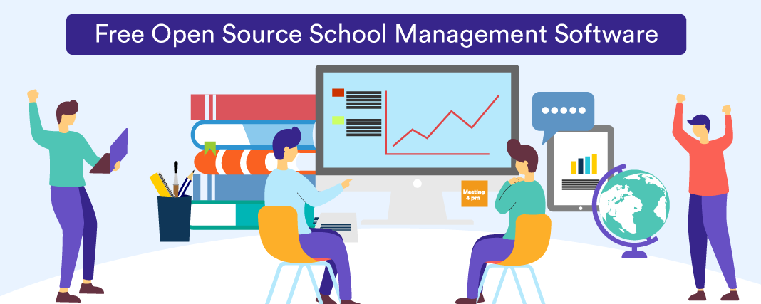 Top Open Source and Free School Management Software of 2019