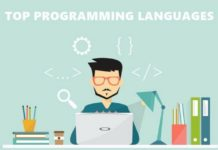 top 5 programming languages
