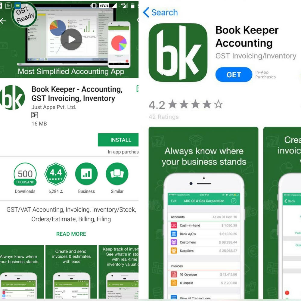 bookkeeper review