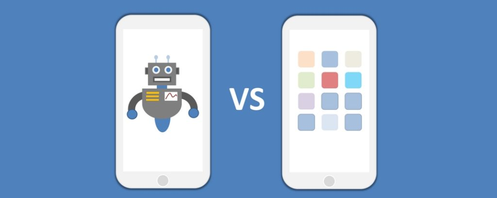Chatbots Vs Mobile Apps: What Your Business Really Needs?