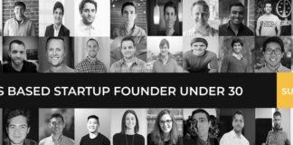 SaaS startup founders under 30