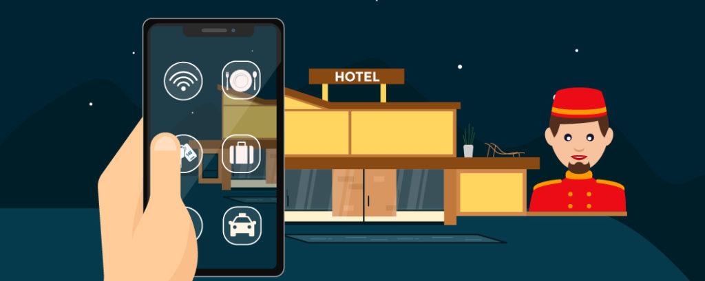 hotel management apps