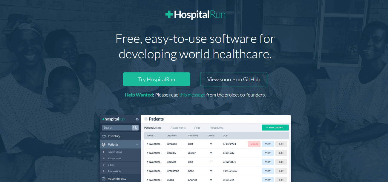 10 Best Free and Open Source Hospital Management Software