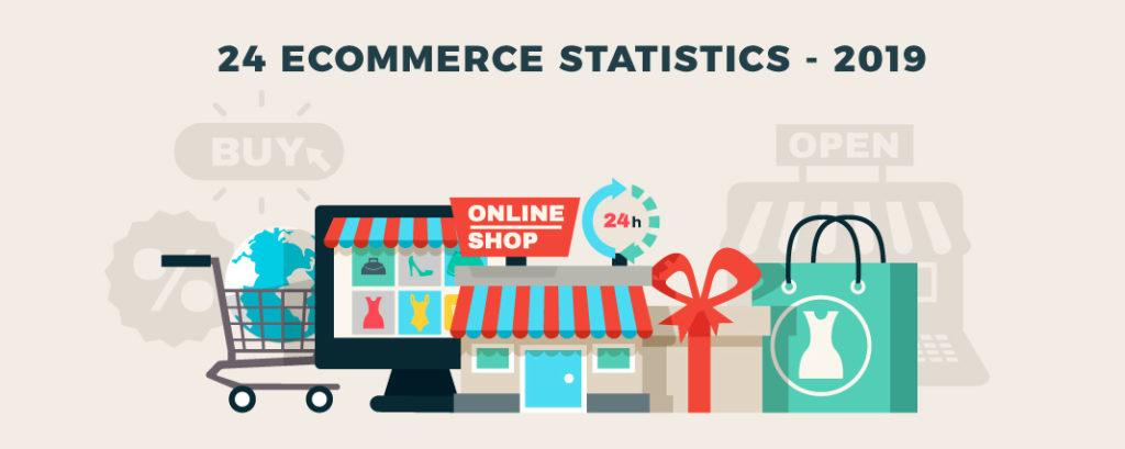 eCommerce statistics 2019