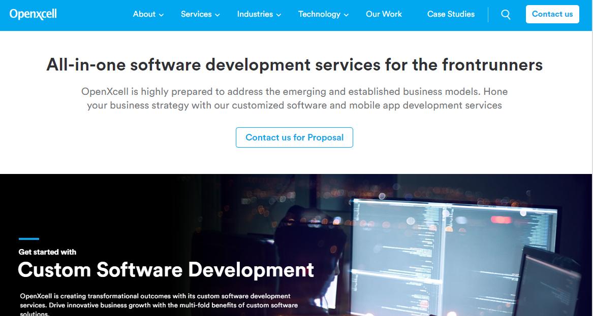 Top 11 Best Software Development Companies in India